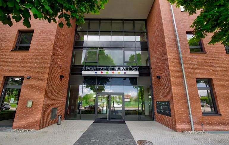 Seit 2017 ist das Sportzentrum Ost der Wolfgang-Reißer-Stiftung die Heimat des HCL