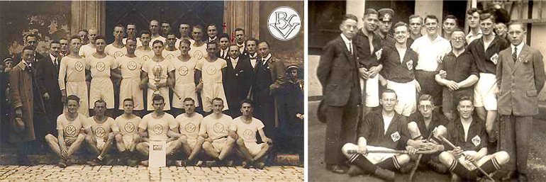 Mannschaft von 1921