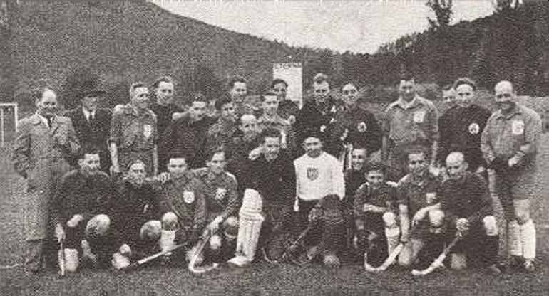Besuch in Olten 1950