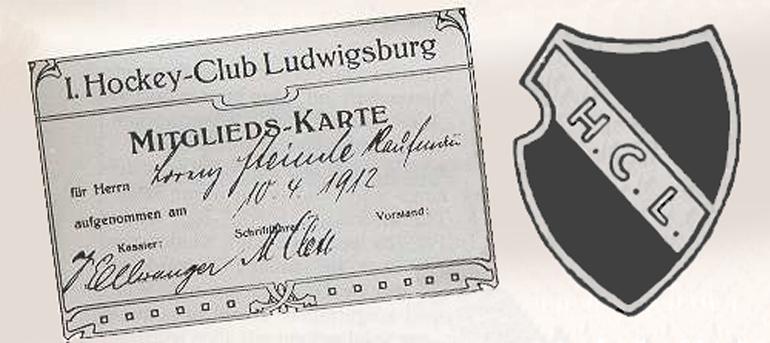 Mitglieder-Karte und HCL Wappen